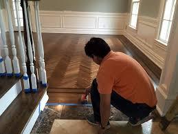 Hardwood Floor Estimate Shopping In Suffern New York
