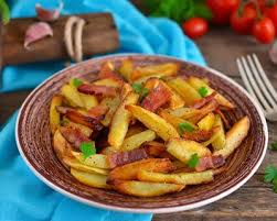cuisiner des panais recette poêlée de panais au bacon facile rapide