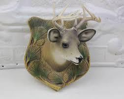 chalkware deer etsy