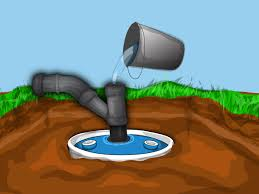 landscape fabric alternatives how to construct a small septic system with pictures wikihow
