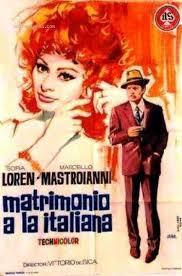 mariage ã l italienne jaquette dvd et hd mariage à l italienne 193144