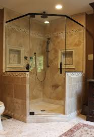 bathroom corner shower ideas decoration fantastic decorating ideas silver iron towel