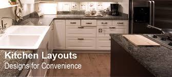 kitchen layouts design options for kitchens