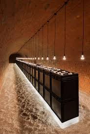 cool modern wine cellar design collection showcasing curved glass