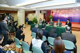 bureau secretariat the secretariat of social affairs and culture holds a press
