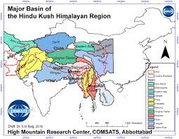 Hindu Kush Map Home Comsats Institute Of Information Technology Abbottabad Campus
