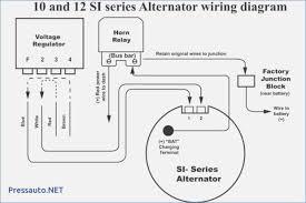 external regulator alternator wiring diagram bioart me