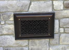 Exterior Decorative Vent Covers
