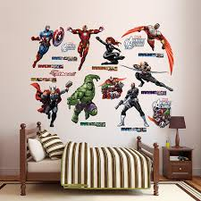 amazon com fathead avengers assemble collection real big wall
