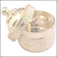 send silver pooja items to hyderabad bangalore india