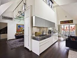 Half Wall Room Divider Extraordinary Half Wall Room Divider Ideas For Kitchen With