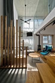 Wohnzimmer Ideen Holz Haus Mit Offene Wohnzimmer Treppen Zu Den Schlafzimmer Ruhbaz Com