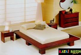 chambre japonais chambre du japon complète tatami meubles japonais