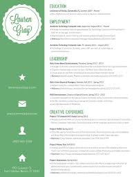 Web Design Resume Template Creative Resume Formats Web Designer Resume Template View