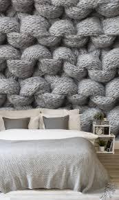 knit wall murals woolly wormhead