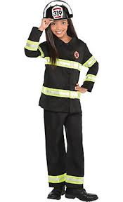 fireman costume firefighter costumes for kids adults fireman