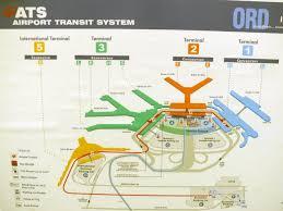 chicago o hare terminal map chicago o hare terminal map map of o hare terminals united