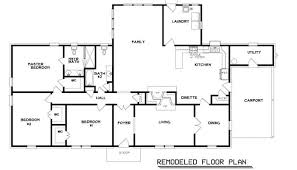 floor plans ranch style house luxamcc org