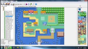 Online Map Maker Pokemon Game Making Tutorial Gba Advance Map Youtube