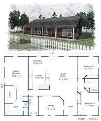barn house plans home office