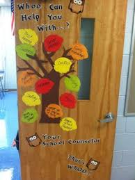 my office creative elementary counselor counseling