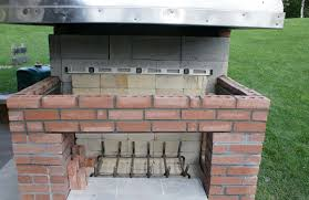 Build An Outdoor Fireplace by Pizza Oven With Fireplace And Smoker