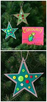 slinky wreath ornament activities and crafts to do