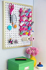 Cheap Sewing Cabinets Organizing Sewing Supplies 20 Super Simple Ideas