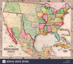 Us And Mexico Map Mexicanamerican War 18461847 Animated Map Youtube History Of The