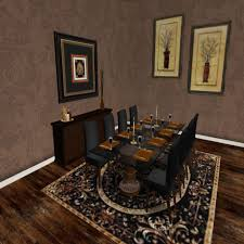 Dining Room Furniture On Sale Second Life Marketplace Special Sale Price Menu Driven Dining