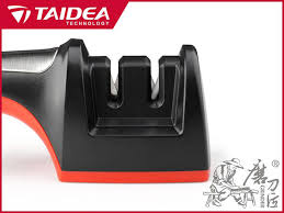 how to sharpen serrated kitchen knives taidea household knife sharpener