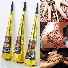 henna tattoo kit ebay