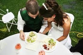 cheap plates for wedding cheap wedding reception menu lovetoknow