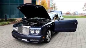 bentley azure 2009 2009 bentley brooklands review walk around for sale