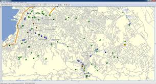 Navigation Map Haiti Gps Map For Garmin Gpstravelmaps Com