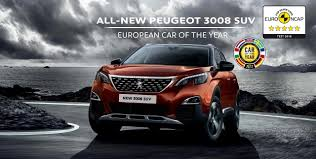 latest peugeot why you should be test driving the all new peugeot 3008 suv today