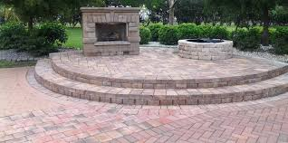 Retaining Wall Patio Design Paradise Pavers Brick Paver Design And Installation Retaining