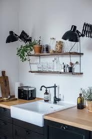 robinet de cuisine ikea osez un robinet noir dans votre cuisine countryside kitchens