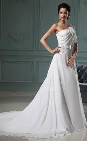 one shoulder wedding dress single shoulder wedding dresses june bridals