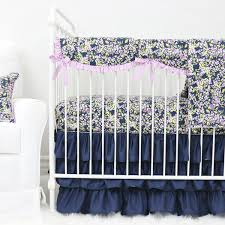 Lavender And Grey Crib Bedding Purple Crib Bedding Lavender Baby Bedding Caden Tagged