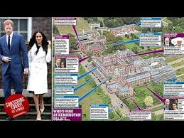 who lives in kensington palace from prince harry and meghan markle to kate and wills the royals who