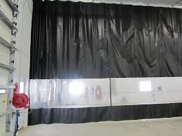 Retractable Welding Curtains Custom Aircraft Wash Curtains Pca Air Hoses