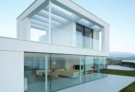 architectural glass sky frame doors xframe windows clear living
