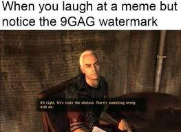 All State Meme - dopl3r com memes when you laugh at a meme but notice the 9gag