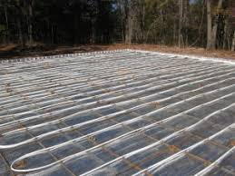 epoxy coatings radiant floor heating