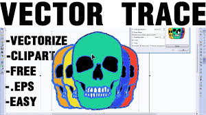 vector trace multiple color logos easily eps youtube