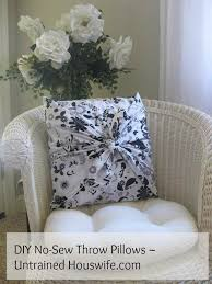 Diy Sewing Projects Home Decor Best 25 Sewing Throw Pillows Ideas On Pinterest Sewing Pillow