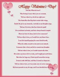 A Happy Valentine Will The by Will You Be My Valentine Poems Valentine Jinni
