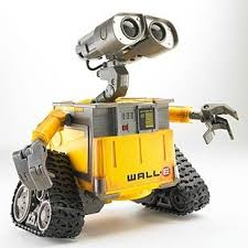 Robotic Wall Wall E Dancing Robot That Plays Mp3s I Want One Geek