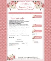 templates blogger personalizados cute bloglayouts layout 011 templates para blogs free pinterest